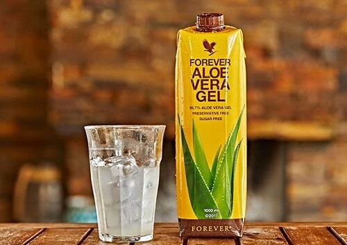 Aloe gel dosage rules