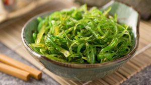 Algae for gut