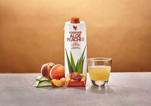 Aloe peaches dosage rules