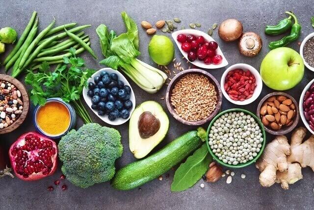 Best alkaline foods