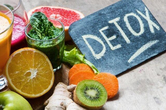 Best detox foods