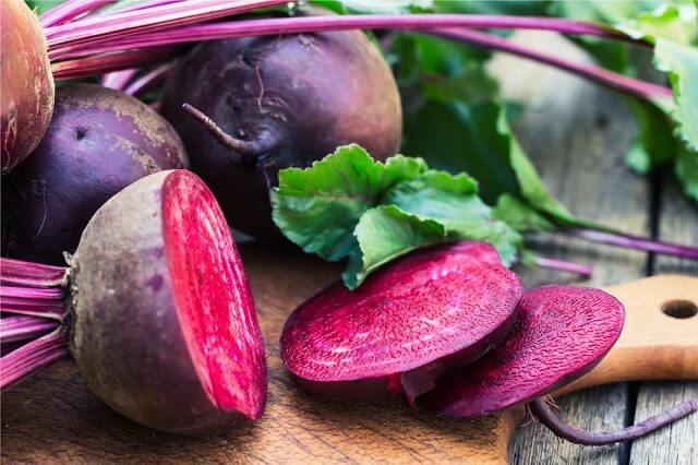 Healthy Benefits of beetroot